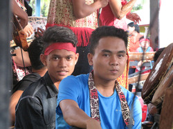 Our Agung and Titus