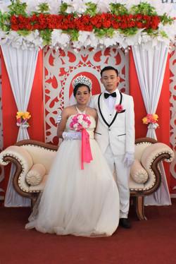 Rangan and Rina's Wedding