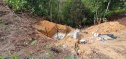 New septic tanks