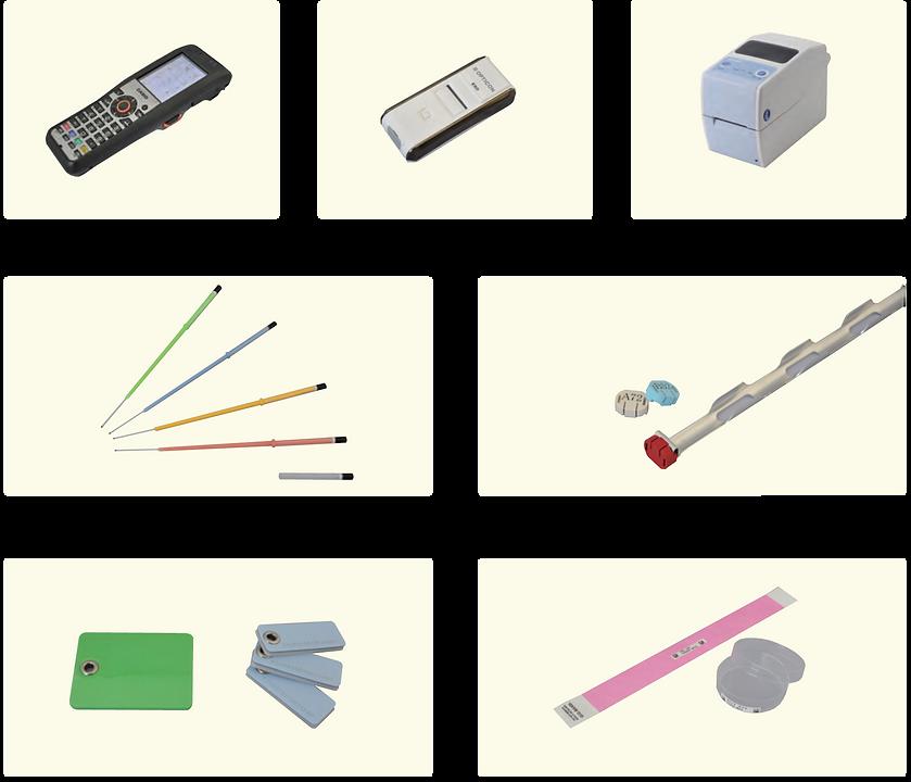 StorkNavigatorのシステム構成品画像