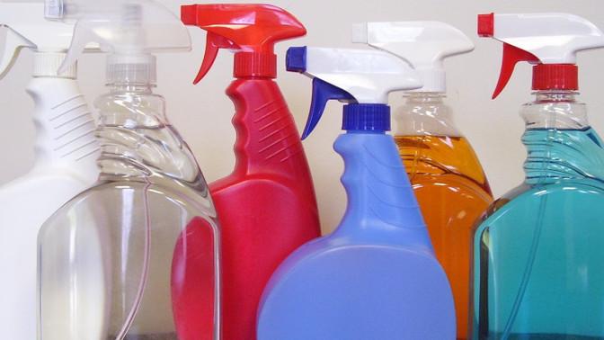 FAVORITE ALL-PURPOSE CLEANER?