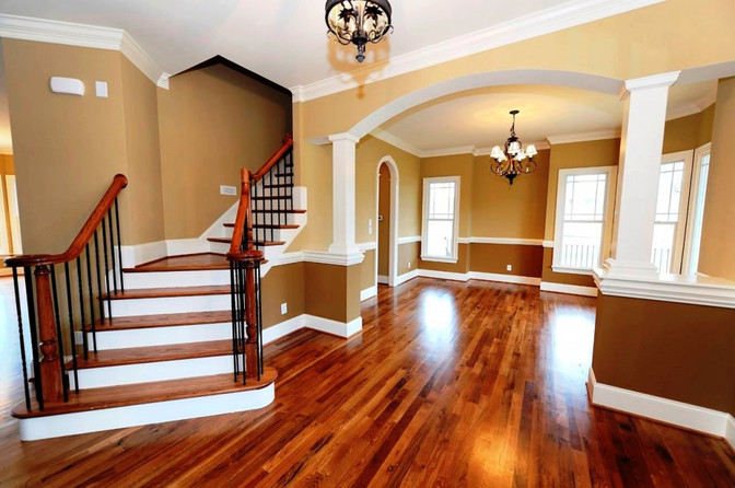 How to clean your hardwood floors like the pros