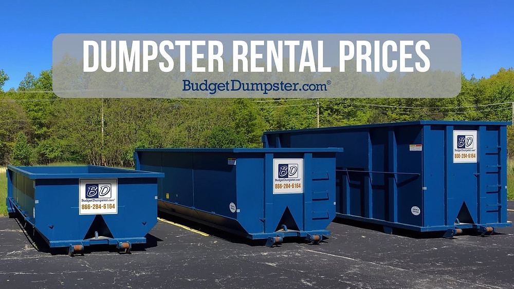 Dumpster Rental Prices Houston Apartment Cleaning