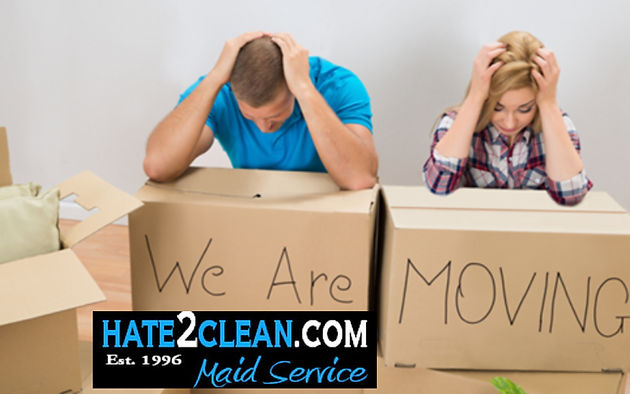 Apartment move out cleaning services in Houston, TX