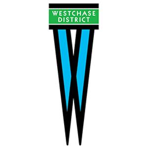 westchase sign Houston, TX