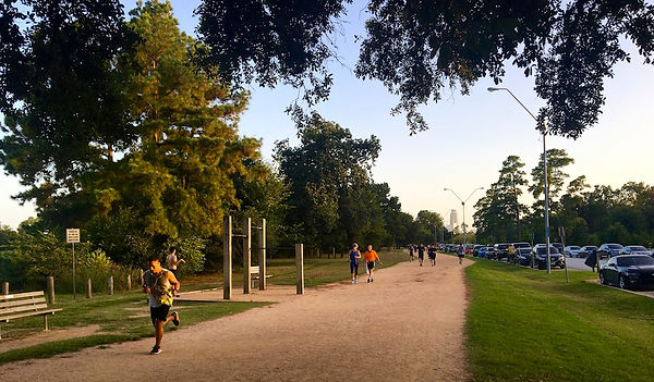 Memorial Park Houston, TX