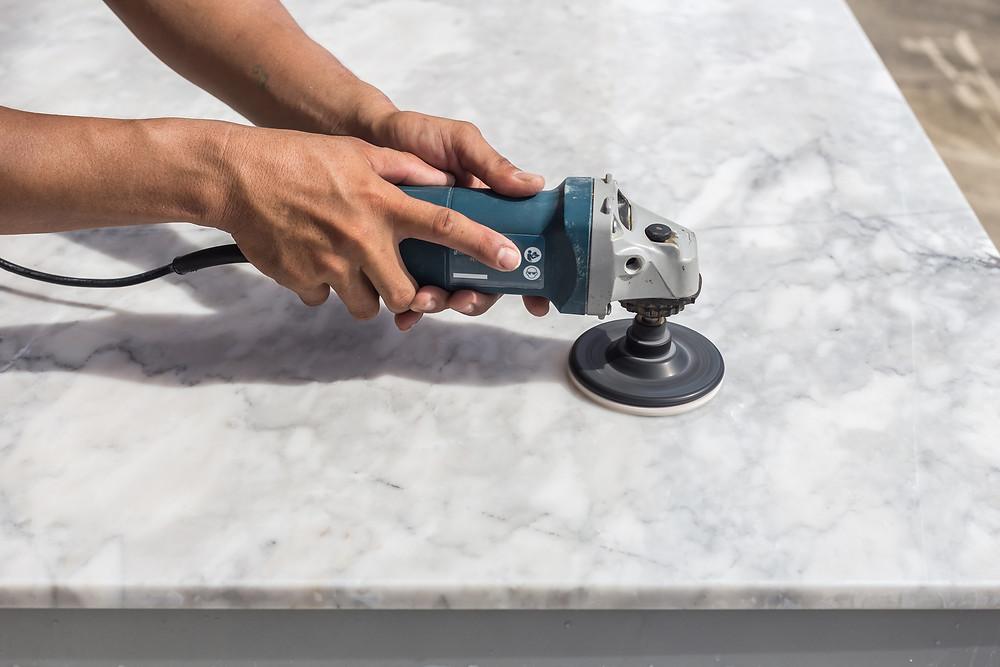 Marble polishing Houston maid service
