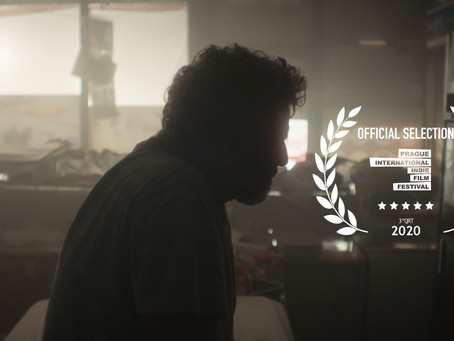 Official Selection at Prague International Indie Film Festival!