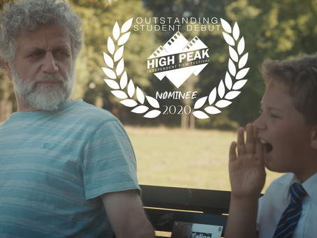 NOMINATED @ HIGH PEAK IFF!