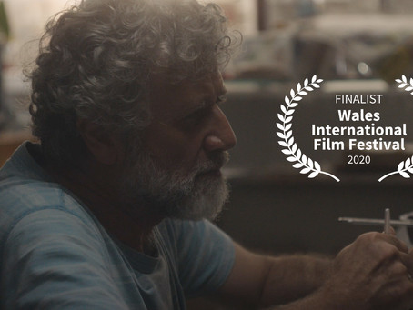 NOMINATED AT WALES FILM FEST!