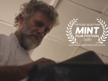 OFFICIAL SELECTION AT MINT FILM FEST!