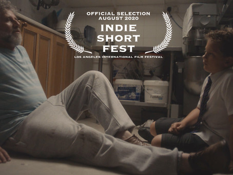 OFFICIAL SELECTION AT INDIE SHORT FEST!