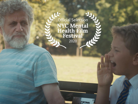 Official Selection at NYC Mental Health Film Festival!