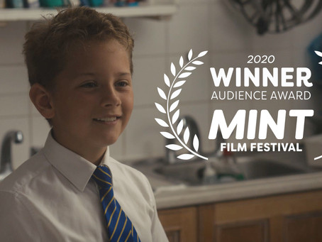 WINNERS AT MINT FILM FESTIVAL!