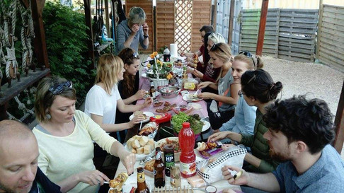 BBQ Party 2017