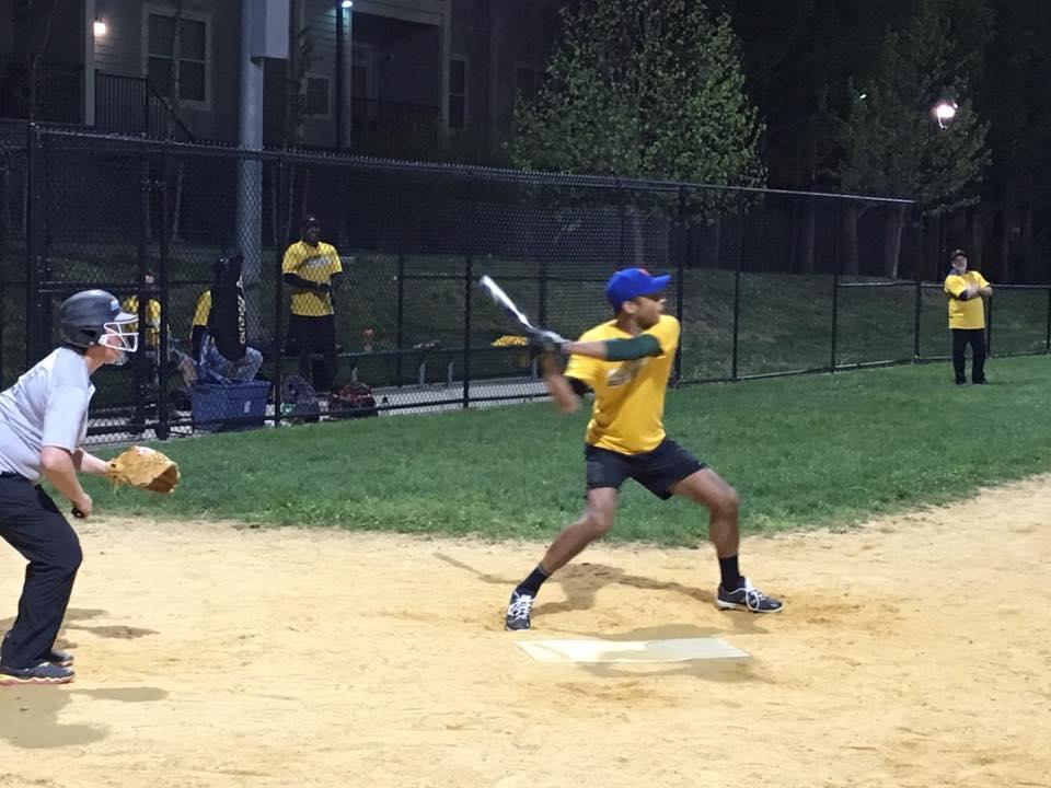 5 batter