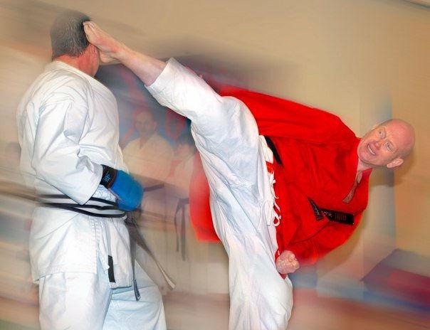 Leigh Sports Village - Karate Class