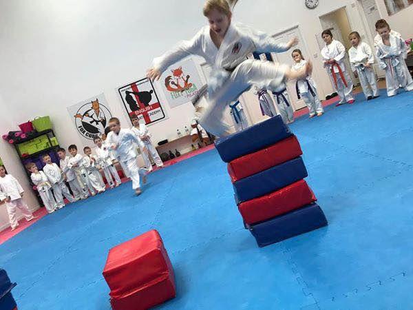 Karate Summer School - August