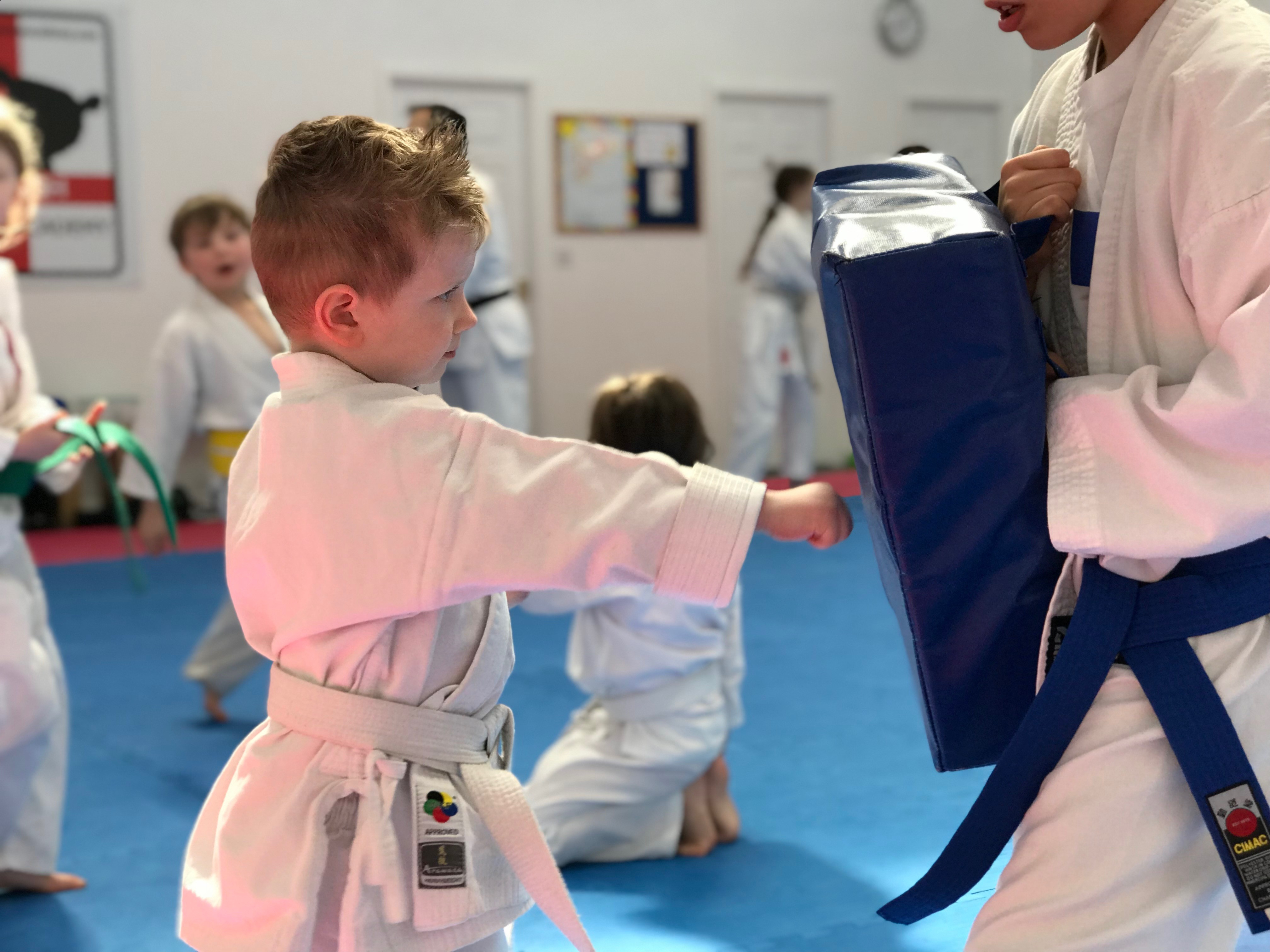 Lowton Church Lane - Karate Class