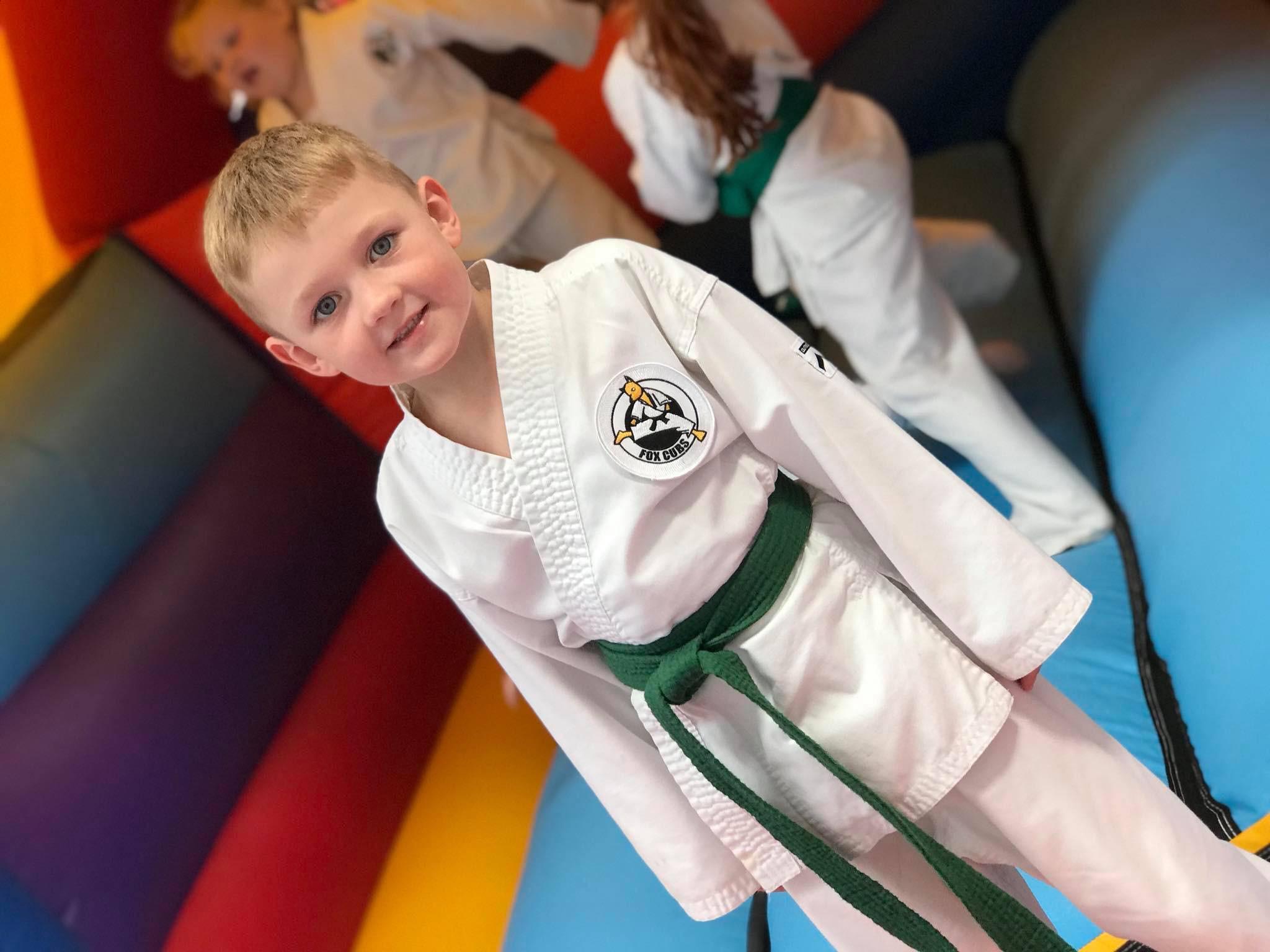 Karate Summer School - July
