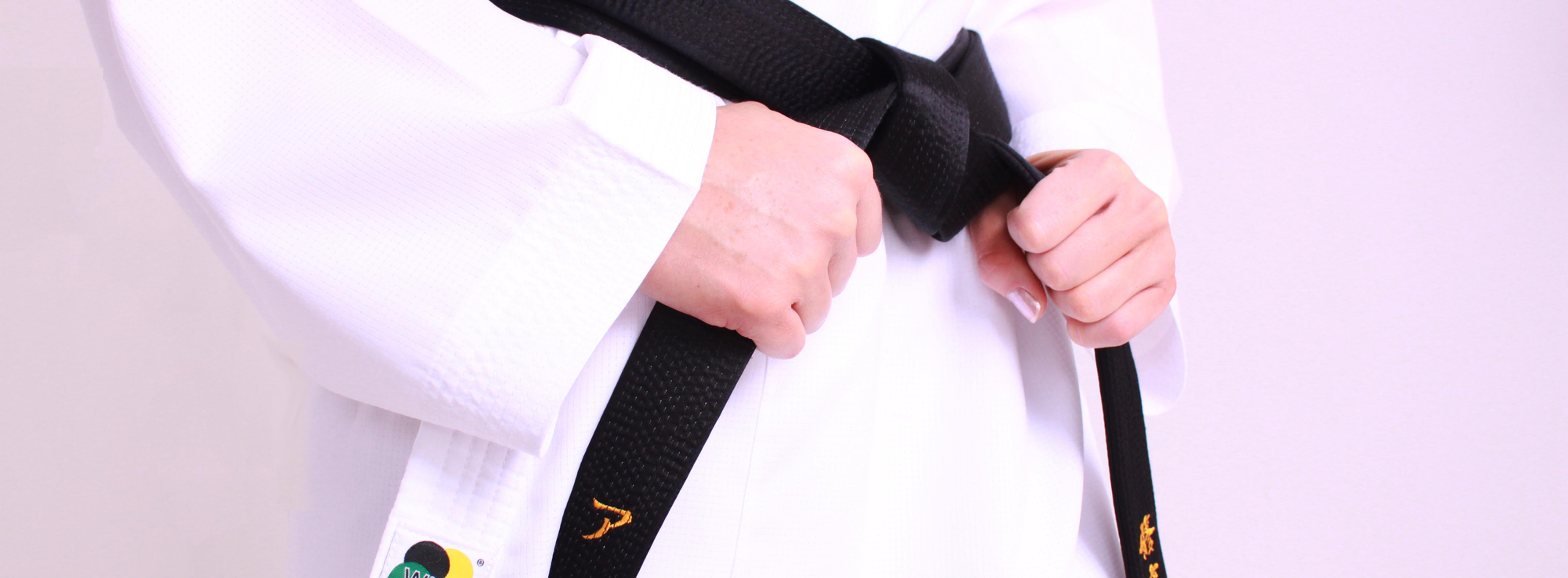 Mock Black Belt Grading