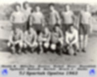 Spartak Opono 1963