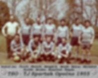 Spartak Opono 1955