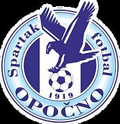 TJ spartak Opočno logo