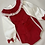 Thumbnail: Red Bow Romper