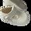Thumbnail: White Soft Sole Shoes