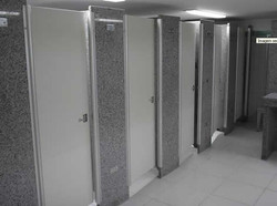 Divisórias Sanitárias - 4R