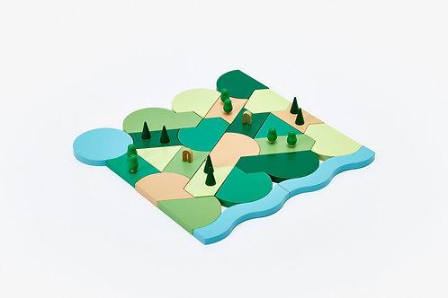 Blockitecture | Parkland
