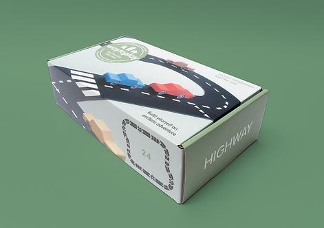 WaytoPlay | Highway (24 pcs)