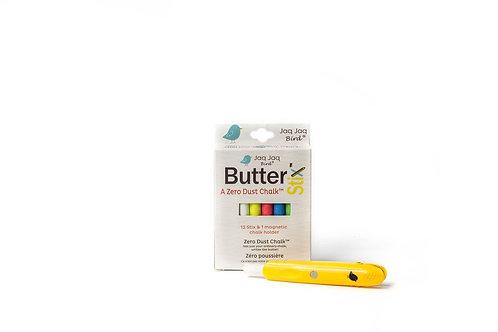 Jaq Jaq Bird ® ButterStix® with Chalk Holder Set