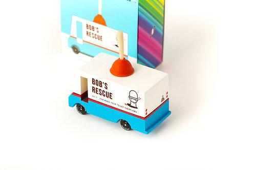 Candylab | Plumbing Van
