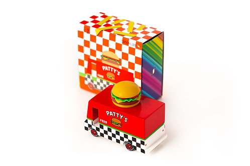 Candylab | Hamburger Van