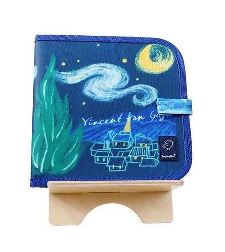 Jaq Jaq Bird | Artist Series Chalk Color Book