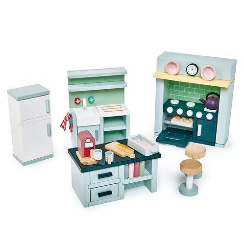 Dolls House Kitchen Furniture