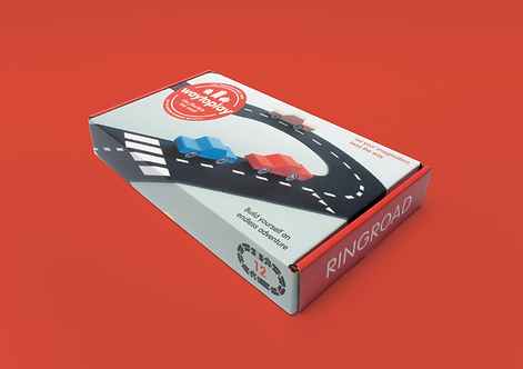 WaytoPlay | Ringroad (12 pcs)