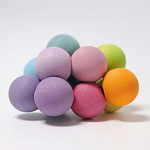 Grimm's | Pastel Beads Grasper