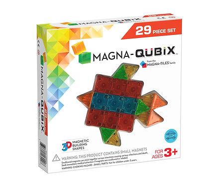 Magna-Tiles | Qubix 29-piece Set