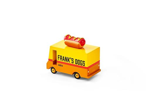 Candylab | Hot Dog Van