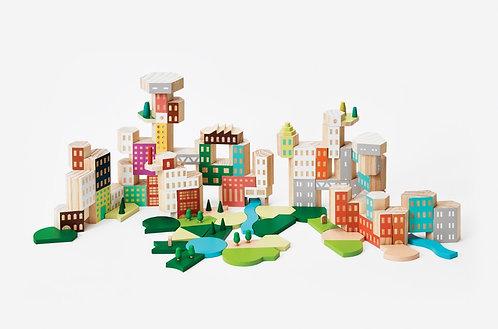 Blockitecture | Big City