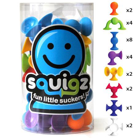Squigz - Starter Set (24 pcs)