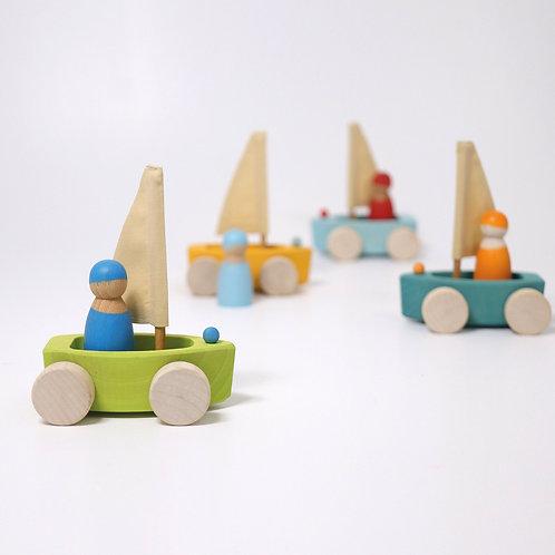 Grimm's   Little Land Yachts