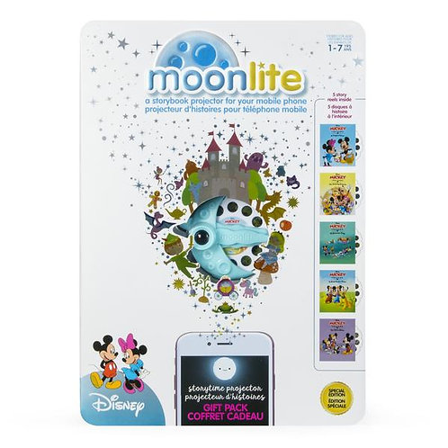 Moonlite -Gift Pack (Disney Mickey & Friends Edition)