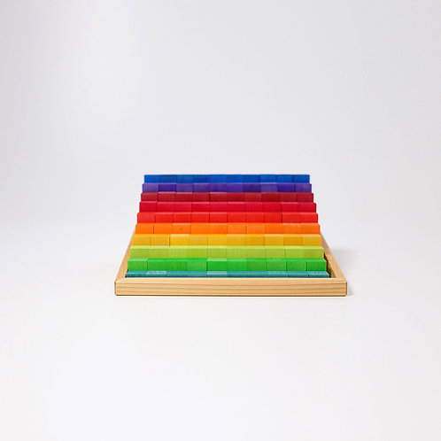 Grimm's | Small Stepped Counting Blocks