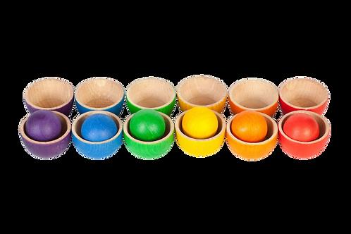 Grapat | Bowls & Balls