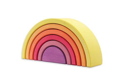 Ocamora   6 piece Rainbow - Yellow