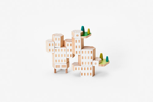 Blockitecture | Garden City